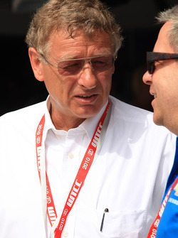 Herman Tilke, F1 circuits designer