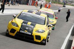 Tiago Monteiro, SR - Sport, Seat Leon 2.0 TDI
