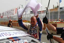 Andrei Romanov, Liqui Moly Team Engstler, BMW 320si cooling Franz Engstler, Liqui Moly Team Engstler
