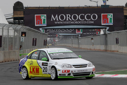 Darryl O'Young, Bamboo-engineering, Chevrolet Lacetti