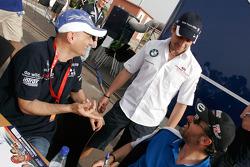 Gabriele Tarquini, SR - Sport, Seat Leon 2.0 TDI, Augusto Farfus, BMW Team RBM, BMW 320si and Yvan M