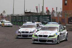 Аугусту Фарфус, BMW Team RBM, BMW 320si, Энди Приоль, BMW Team RBM, BMW 320si