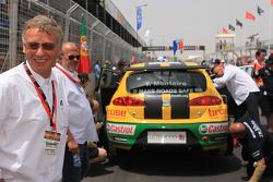 Herman Tilke,, designer de circuits de F1