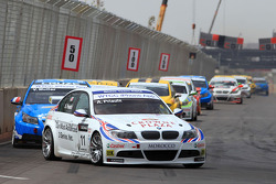 Andy Priaulx, BMW Team RBM, BMW 320si