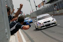 Andy Priaulx, BMW Team RBM, BMW 320si wins
