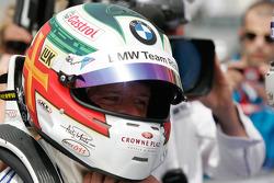 Andy Priaulx, BMW Team RBM, BMW 320si l'emporte