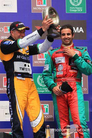 Tom Coronel, SR - Sport, Seat Leon 2.0 TDI and Mehdi Bennani, Wiechers Sport, BMW 320si