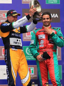 Tom Coronel, SR - Sport, Seat Leon 2.0 TDI et Mehdi Bennani, Wiechers Sport, BMW 320si