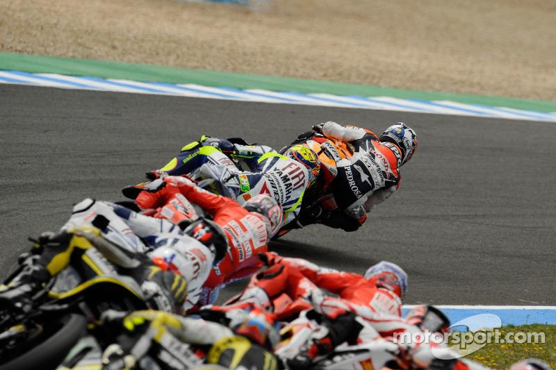 Dani Pedrosa, Repsol Honda Team prend les devants