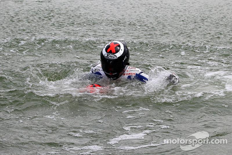 6º- GP de España 2010, Yamaha