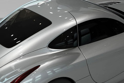 Teaser photo of the new Panoz super sports car, the Abruzzi Spirit of Le Mans