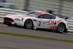 #8 Young Driver AMR Aston Martin DB9: Stefan Mücke, Christoffer Nygaard