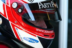 Jonny Reid drives the #7 Jack Daniel's Racing Commodore during the endurance driver session