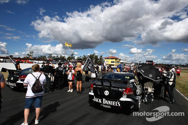 #15 Jack Daniel's Racing: Rick Kelly