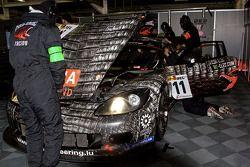 #11 Mad-Croc Racing Corvette Z06