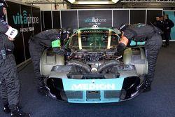 #1 Vitaphone Racing Team Maserati MC12