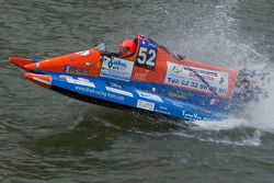 #52 Ass Shark Racing Team: Romain Nedelec, Fabrice Arrivé, Xavier Blondel, Michel Amour