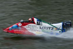 #78 Bourgeot Racing Team: Loic Huet, Laurent Fosse, Simone Bianca Schuft, Alexenre Fouquet