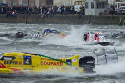 #18 Force Inshore: Philippe Masselin, Thierry Marchet, Chryslain Le Roux, Arnaud Gallard