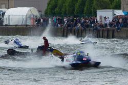 #63 Team Touax Performance: Cédric Le Dunff, Richard Le Goadec, Frédéric Loones, Thomas Boulier