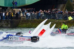 #35 Team Dailly inshore passion: Jacques Morin, Aurélien Loutz, Pascal Leblay