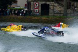 #22 TFI Racing: Cyrille Sirantoine, Franck Lefebvre, Gilles Guillaumin, Alain Paris