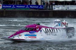 #36 Team Dailly inshore passion: Frédéric Bagot, Quentin Dailly, Alain Dailly