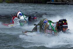 #48 Team Magaur: Aurélien Ridel, François Lavoisière, Nicolas Charrier, Philippe Robat