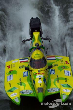 #98 Team Vallée de Seine: Jean-Marc Feyt, Olivier Letellier, Stéphane Guibert, Jean-Jacques Migne