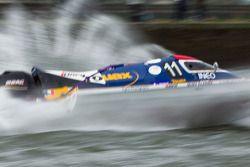 #11 Team Touax Performance: Fabrice Boulier, Nicolas Ottman, Philippe Lecomte, Fabien Lecourt