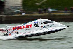 #12 Star Boat Normeny: Christophe Larigot, Jérôme Ruffin, Guillaume Gougeon, Franck Revert