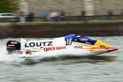 #18 Force Inshore: Philippe Masselin, Thierry Marchen, Chryslain Le Roux, Arnaud Gallard