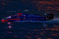 #38 Mons Nautic: Benjamin Berti, Christophe Calvo, Serge Massard, Laurent Stievenart