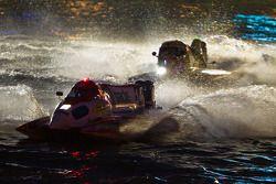 #14 Team Neptune Inshore: Thierry Saclier, Vincent Ducellier, Christian Roux, Sébastien Ducellier