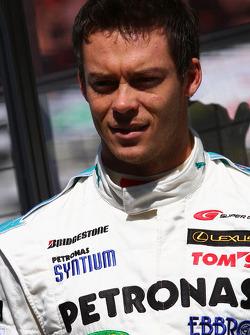 #1 Petronas Tom's SC430: Andre Lotterer