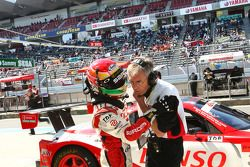 #39 Denso Dunlop Sard SC430: Kohei Hirate