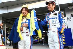 #19 Wedssport IS350: Manabu Orido, Tatsuya Kataoka