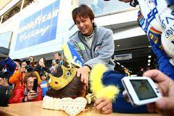 #19 Wedssport IS350: Tatsuya Kataoka