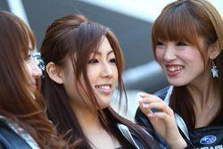 Subaru girls