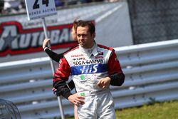 #24 His Advan Kondo GT-R: Joao Paulo Lima De Oliveira