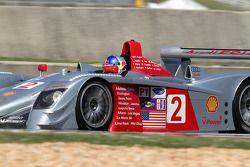 02 Audi R8: Travis Engen