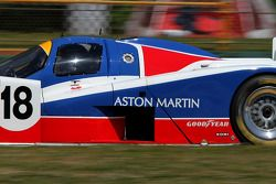 88 Aston Martin: James Freeman