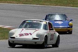 69 Porsche 911: David Blen
