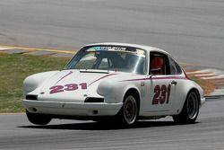 69 Porsche 911: David Blet