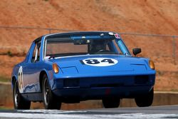 70 Porsche 914.6: Bob Pickerill