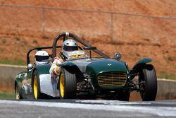 61 Lotus Super 7: Charles Kates