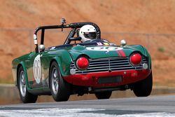 62 Triumph TR4: Warren Aplin