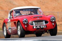 57 Austin Healey 100-6: Jim Greg