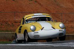 61 Porsche 356: Perry Tennell
