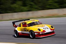 77 Porsche RSR: Duncan McPherson